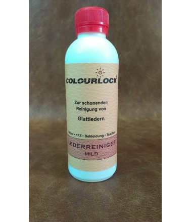 Colourlock Mild prostředek na čištění hladké kůže